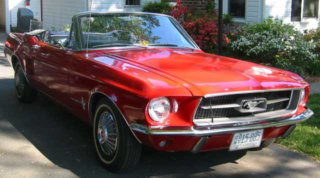 richmond va 1967 mustang convertible. Black Bedroom Furniture Sets. Home Design Ideas