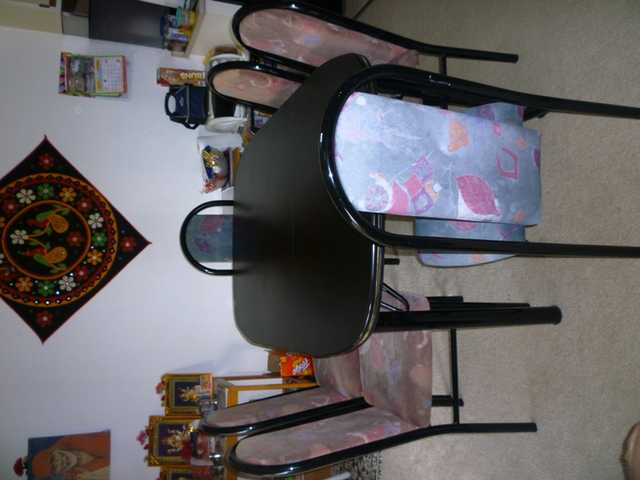 6 Chairs Dinning Table, Head And Footboards, Coffee Table