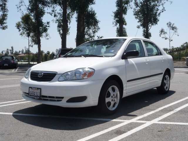 2007 Toyota Corolla Ce For Sale - $9800