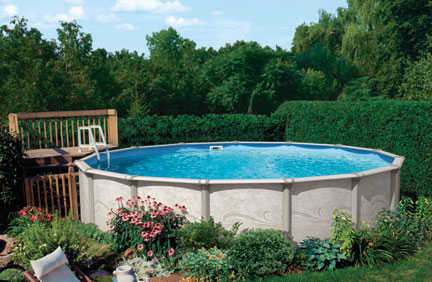 Above Ground Pools Complete All Sizes Rounds Only