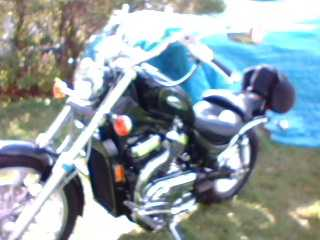 2000 Suzuki Intruder 800cc. 4,000 Miles, Slash Cut Pipes, Must Se
