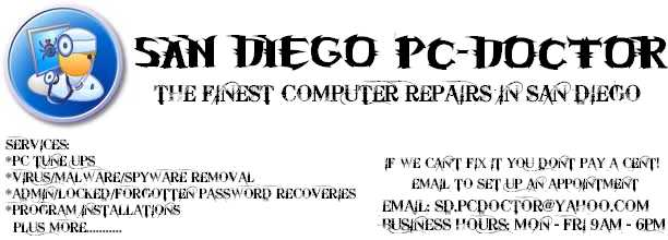 San Diego Pc Doctor