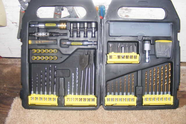 Stanley Fast Changing Drill / Driver Set
