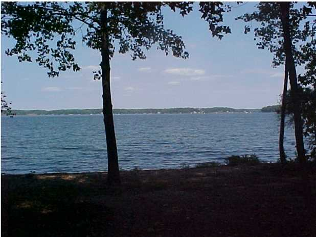 Beautiful .6 Acre Lot At Lake Gaston