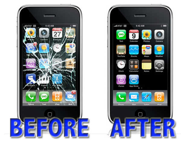 Iphone Touchscreen Repairs Same - Day Speedy Service