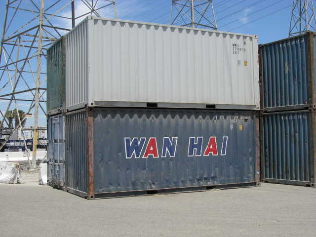 20 To 40' Storage Containers
