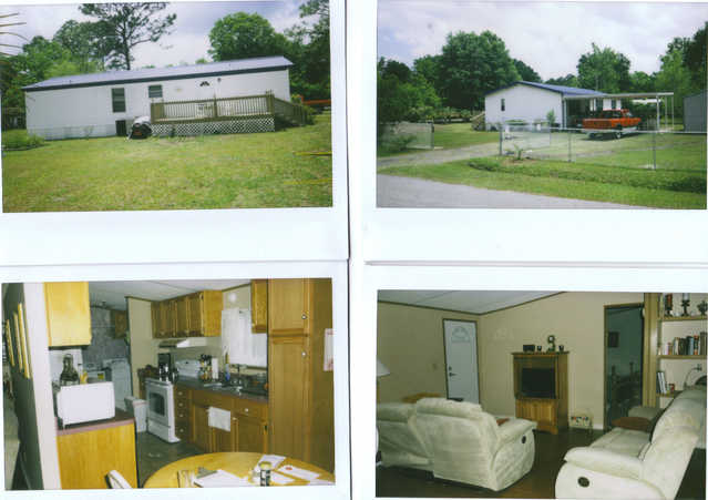 3 Br 2 Bath Mobile Home For Rent