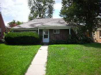 Cute Three Bedroom Brick Home
