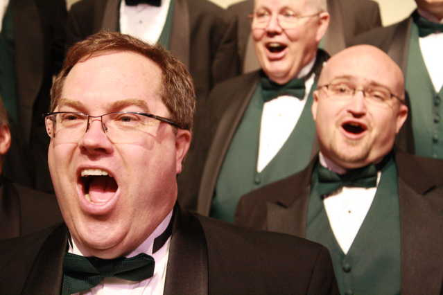 Men's Chorus A Cappella Concert - June 5th