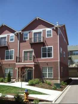 Newer Three Story Town Home For Rent! Quite The Pl