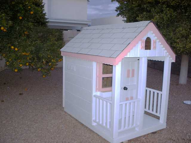 Custom Playhouses