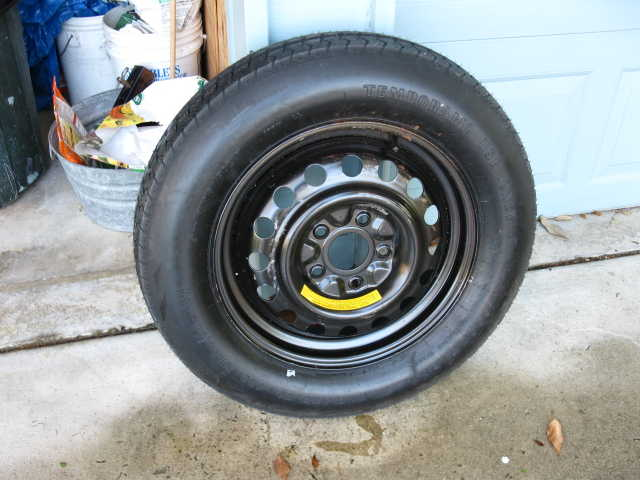 Donut Spare Tire
