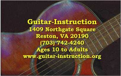 Guitar Lessons With Anthony Granata