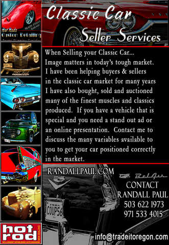 Professional Classic Car Seller Services