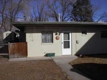 2bed In Colorado Springs, Pets Ok, Water Paid, Yard