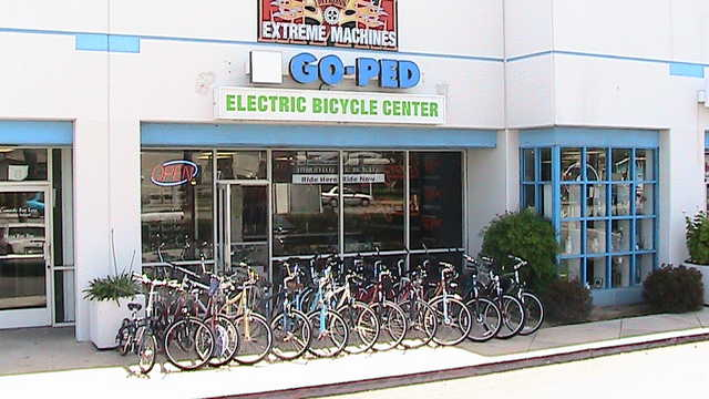 Goped Gas And Electric Bikes / Scooters Repair&parts