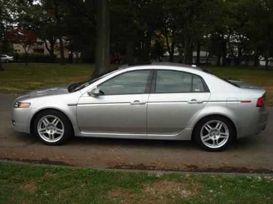 Super Clean 2007 Acura Tl (5speed Automatic)