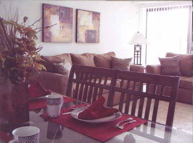 2 Bdrm 2 Bath Apt For $690 May 23 - June 18