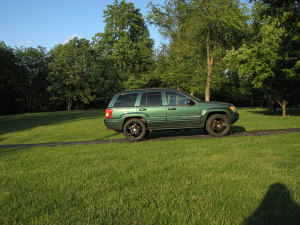Jeep Grand Cherokee Limited 199