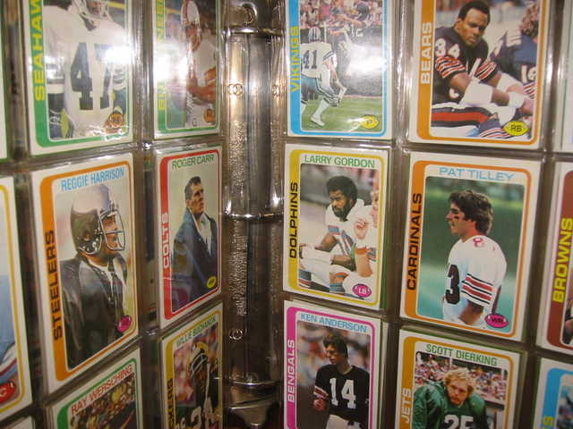 Football Card Collection