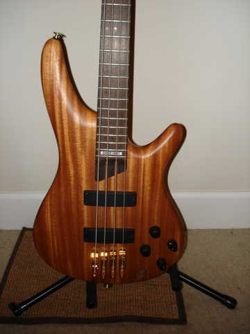 New! Ibanez Sr20th4 Prestige Bass (Limited Edition) !