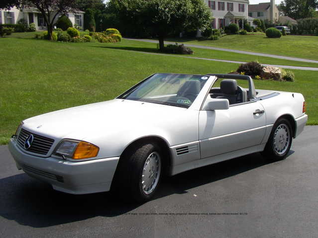Mint Condition Mercedes Benz 500 Sl