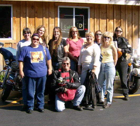 Womens Motorcycle Network