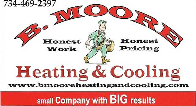 B. Moore Heating And Cooling