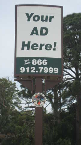 Affordable Mini Billboard Advertising!