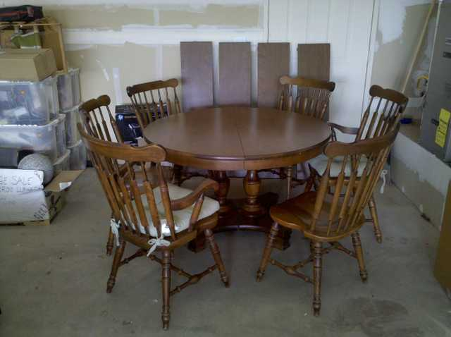 Temple Stuart Dining Room Set In Albuquerque Albuquerque Temple Stuart Dining Room Set Classifieds