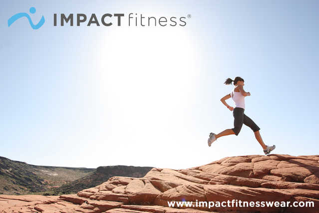 Women's Fashionable Athletic Apparel At Impact Fitness Wear