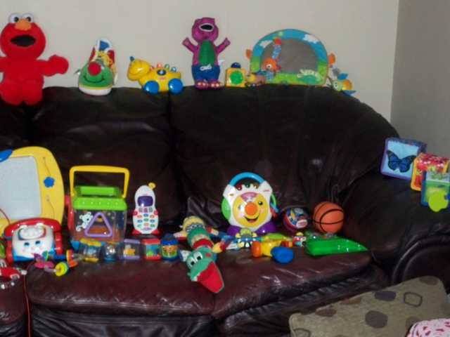 Lot's Of Infant & Toddler Toy's For Sale