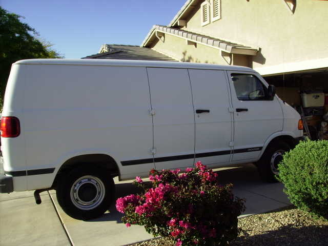 For Sale Dodge Ram Van