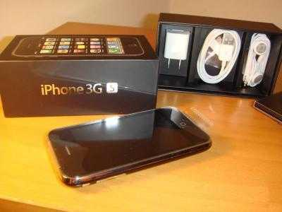 Apple Iphone 3g S 32gb Factory Unlocked