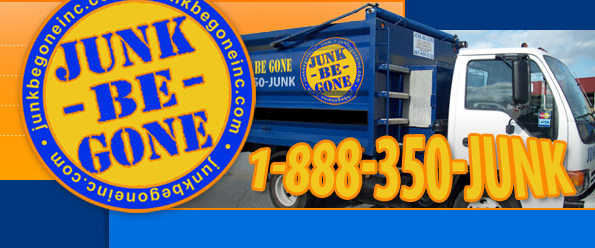 #1 Junk Removal / Hauling Company Call Junk Be Gone 888 - 350 - 5865