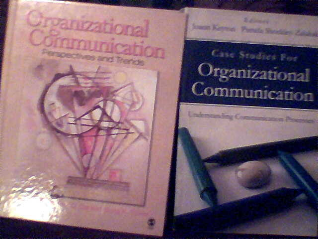 Organizational Communication Textbook