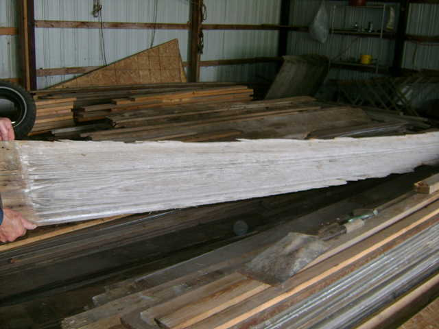 Indiana's Native Barn Wood