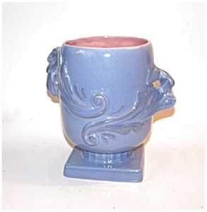 Red Wing Vase