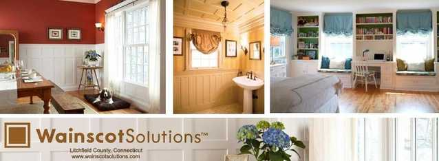 Wainscot Solutions Custom Wall Panels