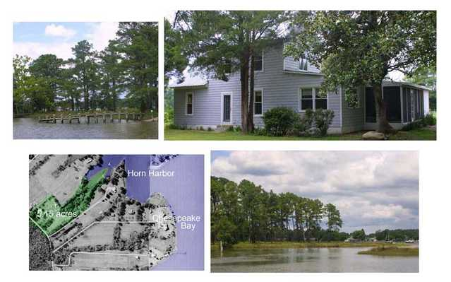 10 Yrs 0 Int $1000 Month Waterfront House 5.15 Acres Va. 23125