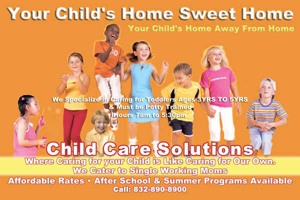 After School And Summer Time, Year Round Child Care