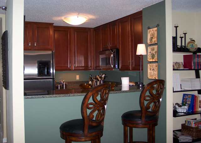 $1100 / 1br - Premium Furnished 1 Bedroom Condo W / Garage