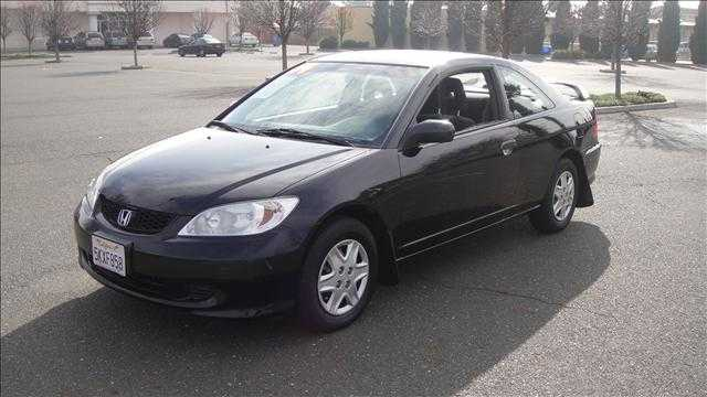2004 Honda Civic 2d Coupe