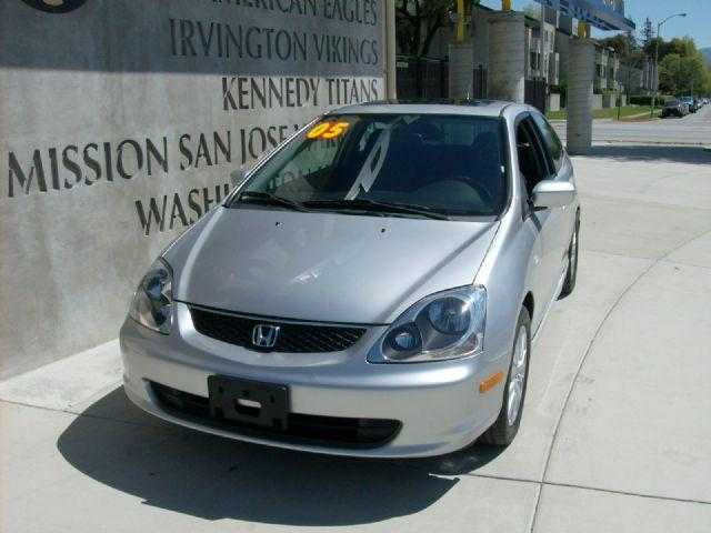 2005 Honda Civic Si Hatchback