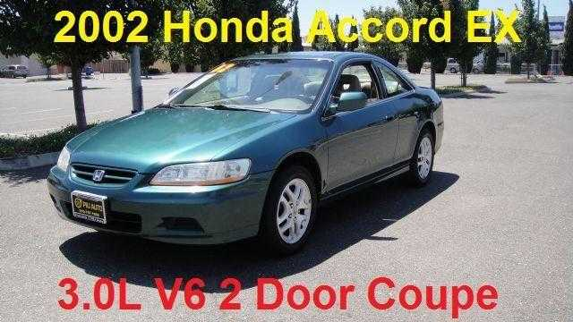 2002 Honda Accord Ex V6 One Owner Leather