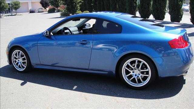 2006 Infiniti G35 Coupe One Owner 6 Spd