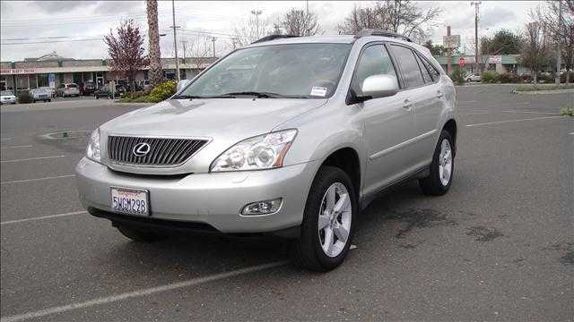 2007 Lexus Rx 350 Navigation One Owner