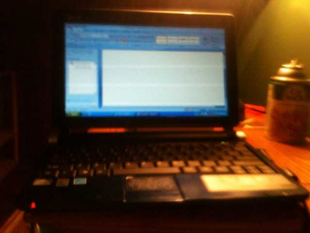 Acer Aspire Blue Laptop $300
