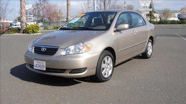 2007 Toyota Corolla Le One Owner