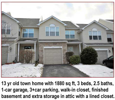 - $1680 / 3br – Beautiful Townhouse, 1880 Sq Ft, 1 - Car Garage